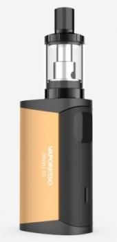 Vaporesso Drizzle Fit Starter Kit With Drizzle Tank 1400mAh Color: gold