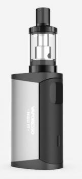 Vaporesso Drizzle Fit Starter Kit With Drizzle Tank 1400mAh Color: silver