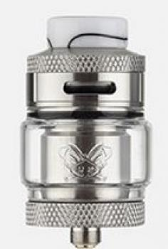 HELLVAPE Rabbit RTA 4.5ml Color: stainless steel