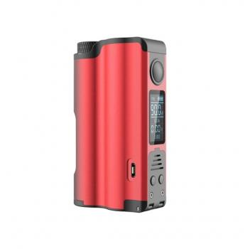 Topside Single 21700 Top Fill Squonker - Red