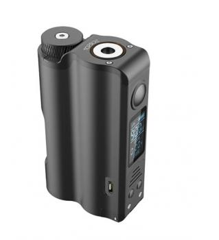 Topside Single 21700 Top Fill Squonker - black